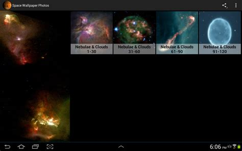 bluestacks gallery location in pc amazon com space wallpaper photos appstore for android