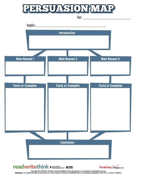 Persuasive Essay Prewriting Outline by Persuasive Writing Graphic Organizers And Writing Graphic Organizers On