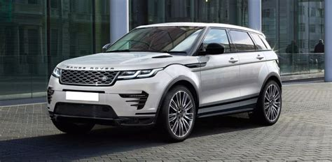 2019 Land Rover Price by 2019 Land Rover Evoque Release Date Price Rumors