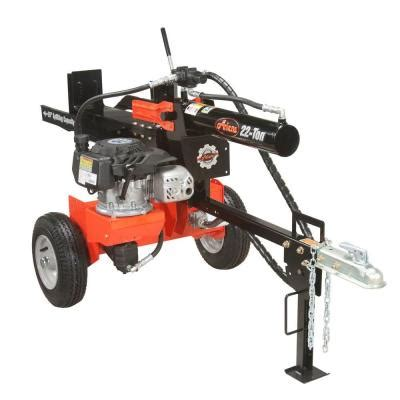 ariens 174 cc 22 ton gas log splitter