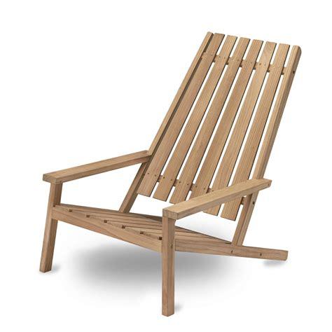 Teak Deck Chairs Between Lines Deck Chair By Skagerak