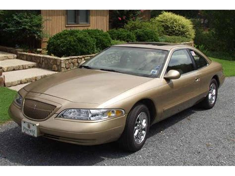 how to sell used cars 1998 lincoln mark viii seat position control 1998 lincoln mark viii for sale classiccars com cc 84011