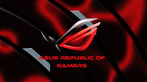 asus rog republic of gamers carbon fiber by pelu85 on asus republic of gamers carbon dreamscene youtube