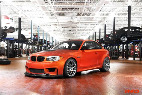Bmw 1er M Coupe Tieferlegen by Bimmertoday Gallery