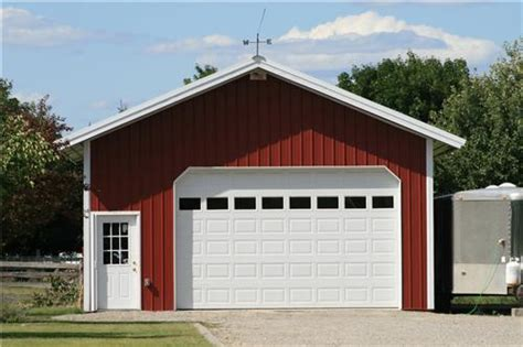 Small Metal Garage steel garages small metal garage building with shop