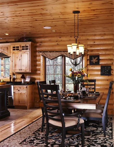Examples Of Painted Kitchen Cabinets photos of a modern log cabin golden eagle log homes
