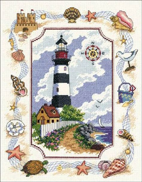 264 best cross stitched lighthouses images on pinterest 17 best images about lighthouses on pinterest