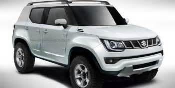 Maruti Suzuki Gipsy Is This How The Next Generation Maruti Will Look