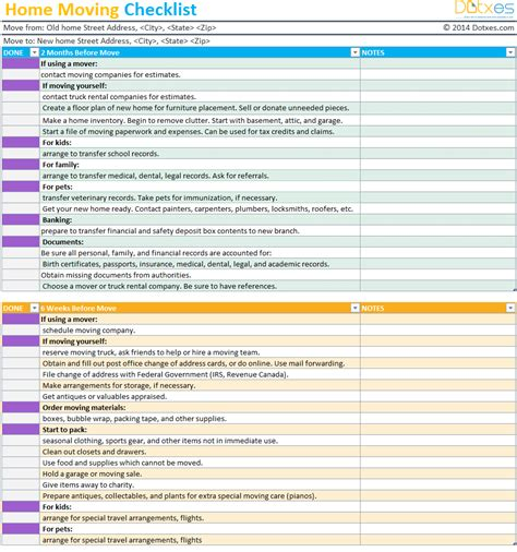moving checklist template moving checklist template playbestonlinegames