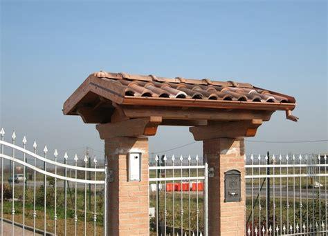 tettoie in legno per cancelli 187 pensiline in legno per cancelli pedonali
