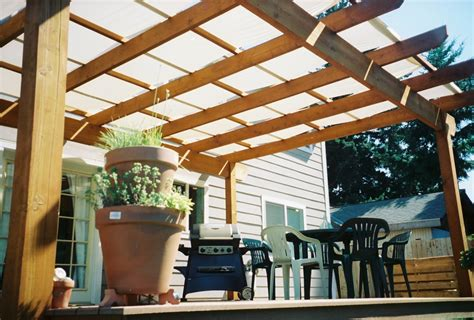 Deck Shade The Sun With Patio Covers Alfresca Outdoor Living