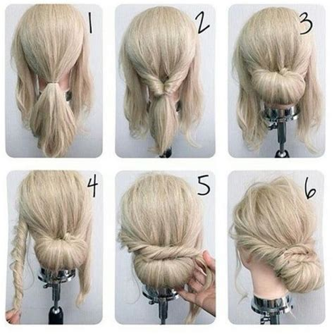 easy hairstyles for military craft blonde and diy image pastel goth pinterest