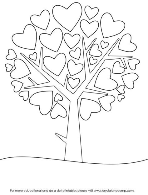Thanksgiving Craft Ideas Planting Tree Coloring Page - valentines day gift treat and craft ideas the organised