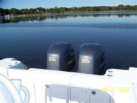 edgewater boats deadrise 2008 edgewater 268cc boats yachts for sale