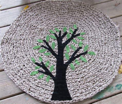 crochet rag rug patterns create your modern crochet rag rug best decor things