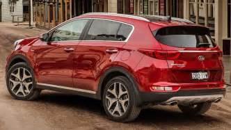 Kia Styles 2016 Kia Sportage Review Australian Drive
