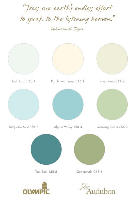 olympic colors audubon collection olympic paints paint colors and