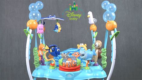 Brightstarts Finding Nemo Sea Of Activities Jumpero disney baby finding nemo sea of activities jumper from