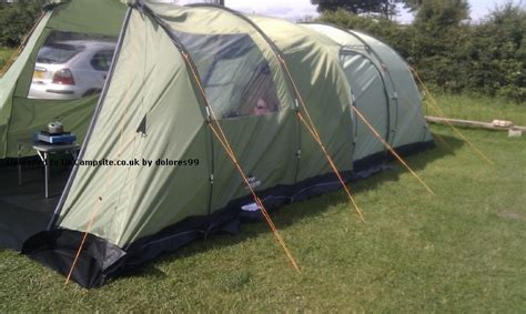 Icarus 500 Awning by Canopy Vango Icarus 500 Canopy 2011