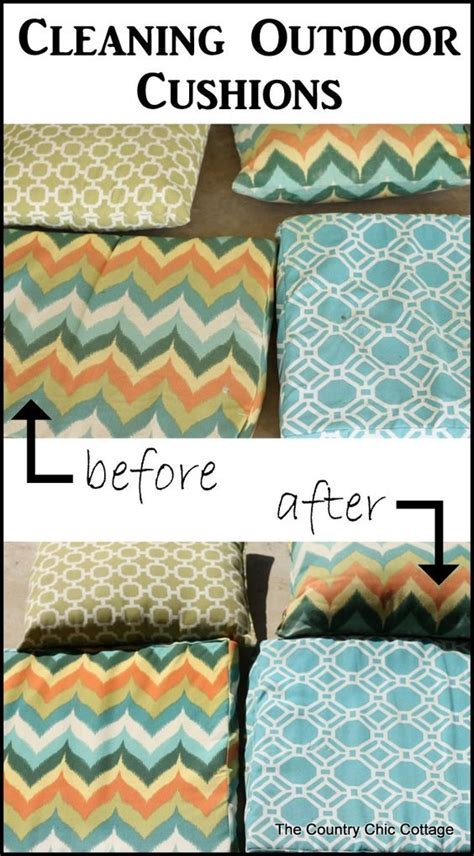 How To Clean Outdoor Pillows by Outdoor Cushions Cleaning Hacks And Cleaning Outdoor Cushions On