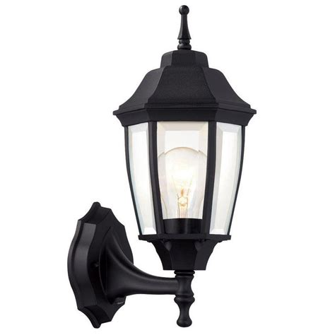 outdoor porch light with photocell