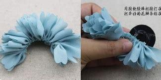 cara membuat gelang dari ikat rambut cara membuat ikat rambut bunga dari flanel eyeger