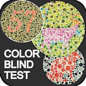 color blind app color blindness test ishihara optometry eye test