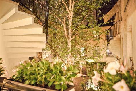 patio antoine the gate collection luxury and lifestyle hotels