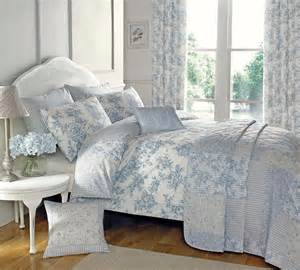 duvet uk malton bedding set in blue free uk delivery terrys fabrics