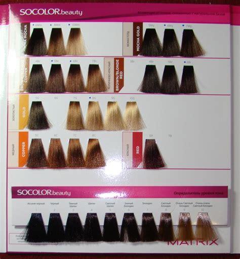 matrix socolor beauty краска для волос матрикс matrix отзывы профессионалов