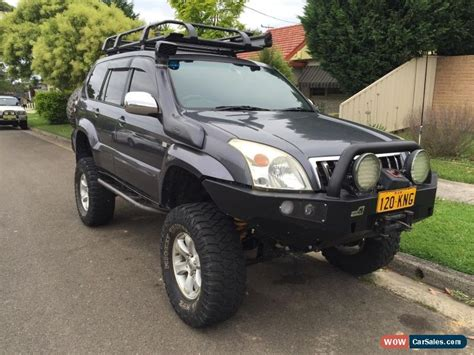 land cruiser road toyota prado for sale in australia