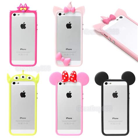 Iphone 6 6s Girly Korean Pink Soft Casing Cover Sarung Kesing new soft silicone tpu bumper for iphone
