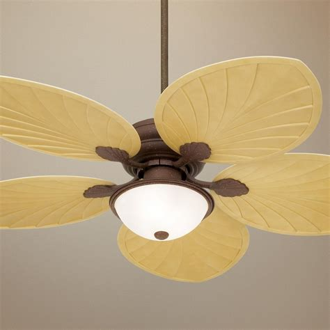 palm leaf ceiling fan with light ceiling interesting palm leaf ceiling fan with light palm