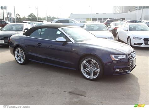 audi s5 convertible blue 2013 estoril blue audi s5 3 0 tfsi quattro