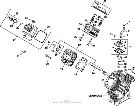 kohler engine diagram 12 5 command kohler engine complete