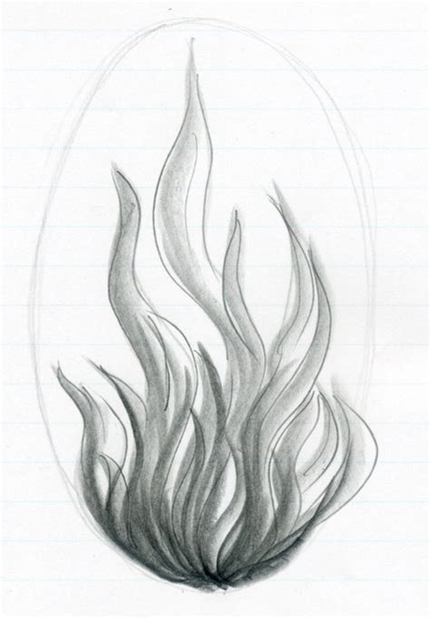 Drawing Flames by How To Draw Flames