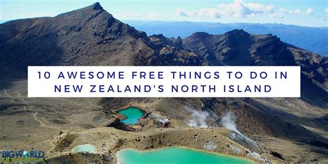 10 awesome free things to do in new zealand island