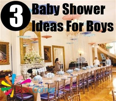 Unique Baby Shower Themes For A Boy by Unique Baby Shower Ideas For Boys Projects To Try