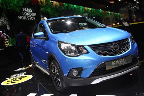 Opel Karl Rocks 2020 by παρίσι 2016 Opel Karl Rocks Autoblog Gr