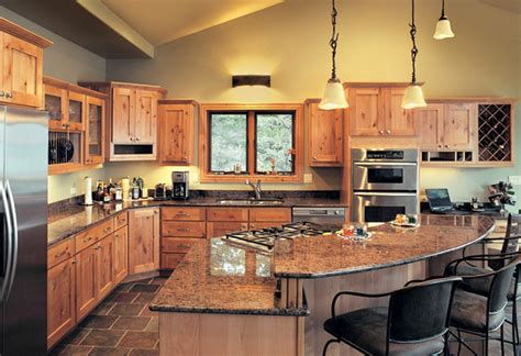 maple finish kitchen cabinets canyon creek cornerstone valley forge in rustic maple