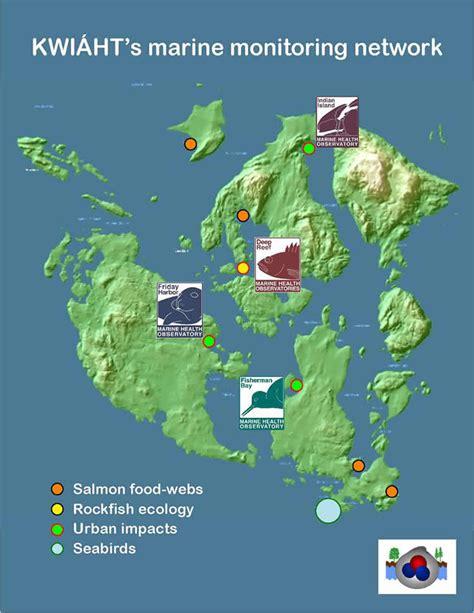 Mba Program Near San Juan Island by Kwi 193 Ht San Juan Islands Marine Monitoring Network