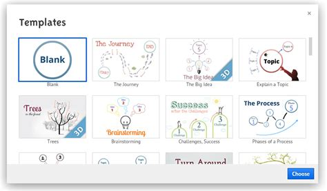 Prezi How To Choose A Template On Prezi Next