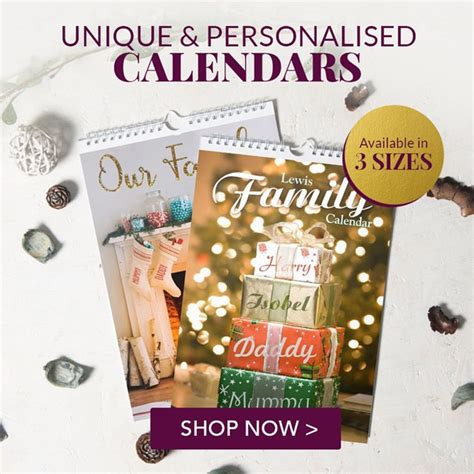 unique christmas gifts new for 2017 gettingpersonal co uk