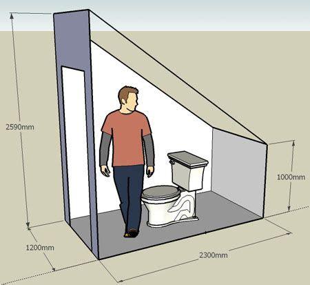 ideen f r badezimmer 3938 планировка туалета под лестницей лестница ladder