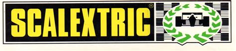 el mundo del slot scalextric logos