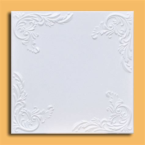 glue on ceiling tiles 50 pc lot of anet white styrofoam ceiling tile easy