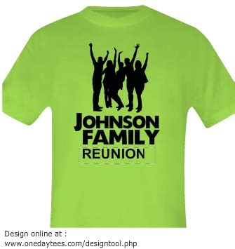 Family Reunion T Shirt Design Template Jose Mulinohouse Co Family Reunion Templates For T Shirts