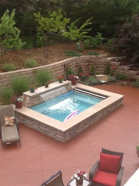 pool ideas for backyards 19 swimming pool ideas for a small backyard homesthetics