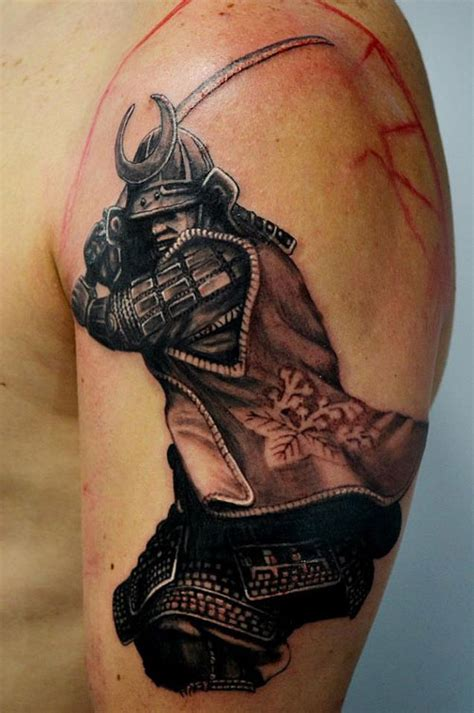 samurai warrior tattoo 32 lovely samurai creativefan