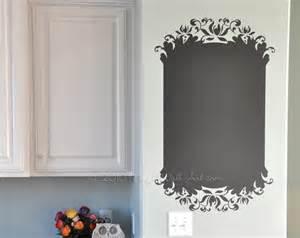 Wall Sticker Chalkboard Elegant Chalkboard Writable Vinyl Wall Decal Chalkboard